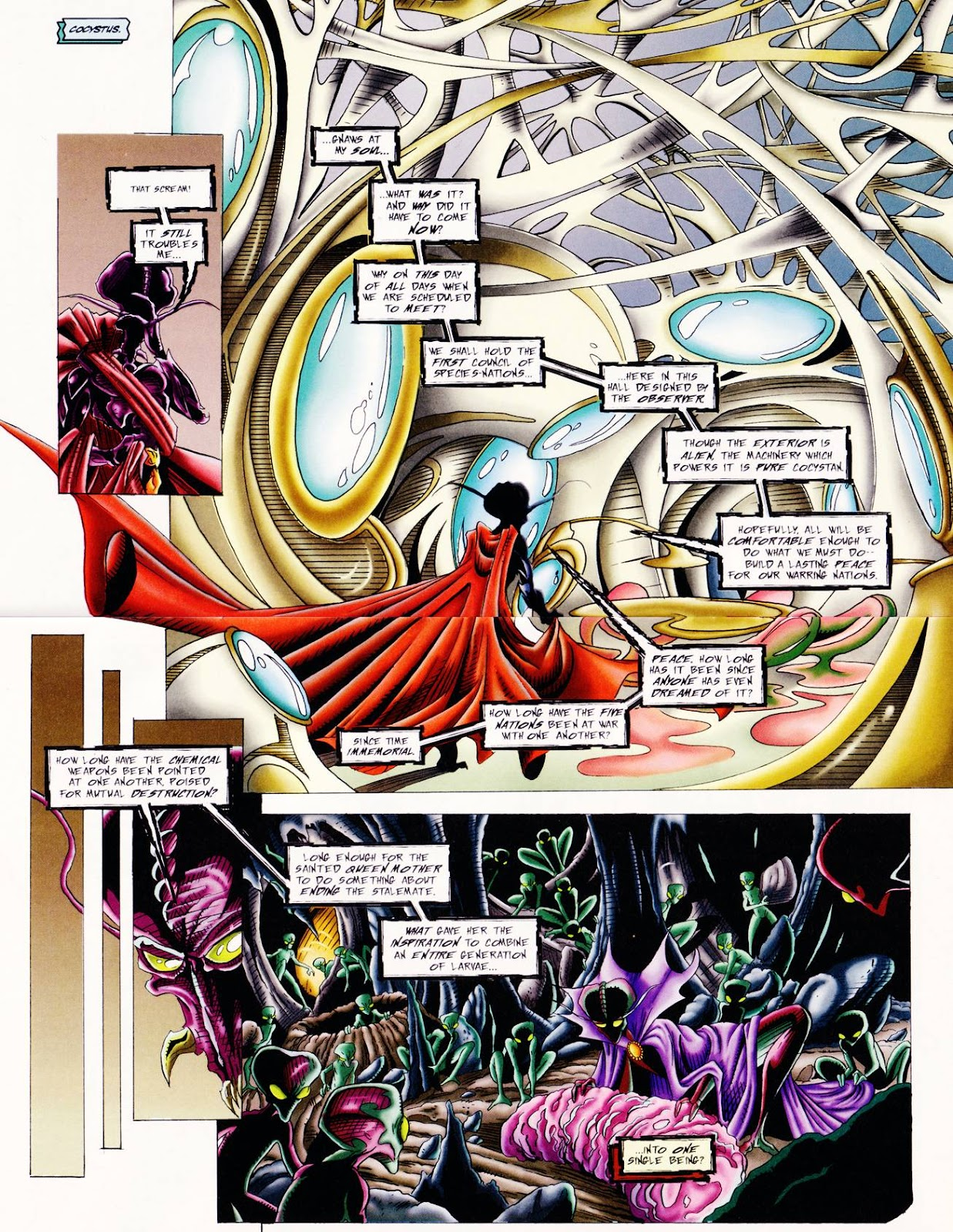 Read online The Alliance comic -  Issue #2 - 7