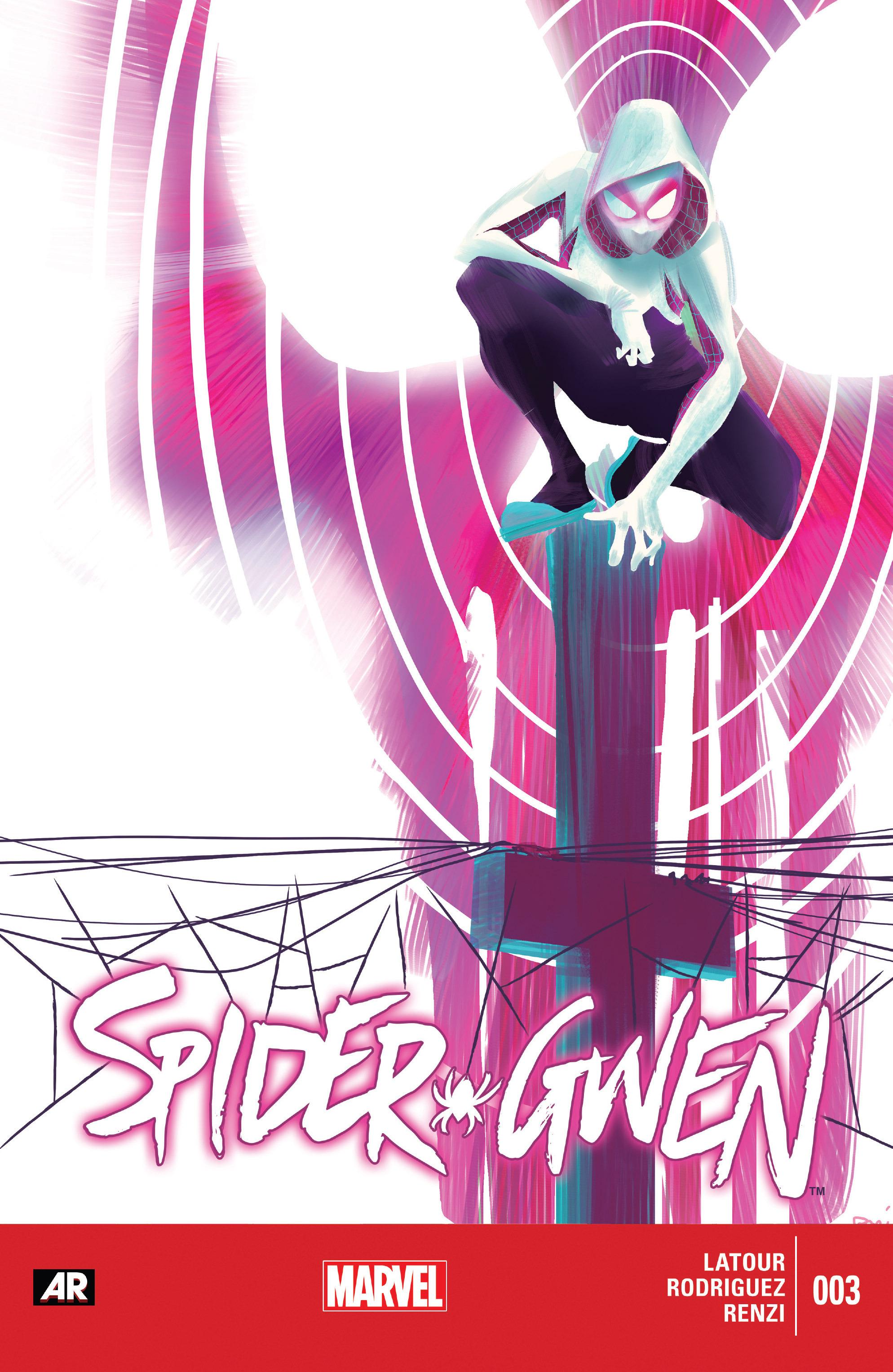 Spider-Gwen [I] 3 Page 1