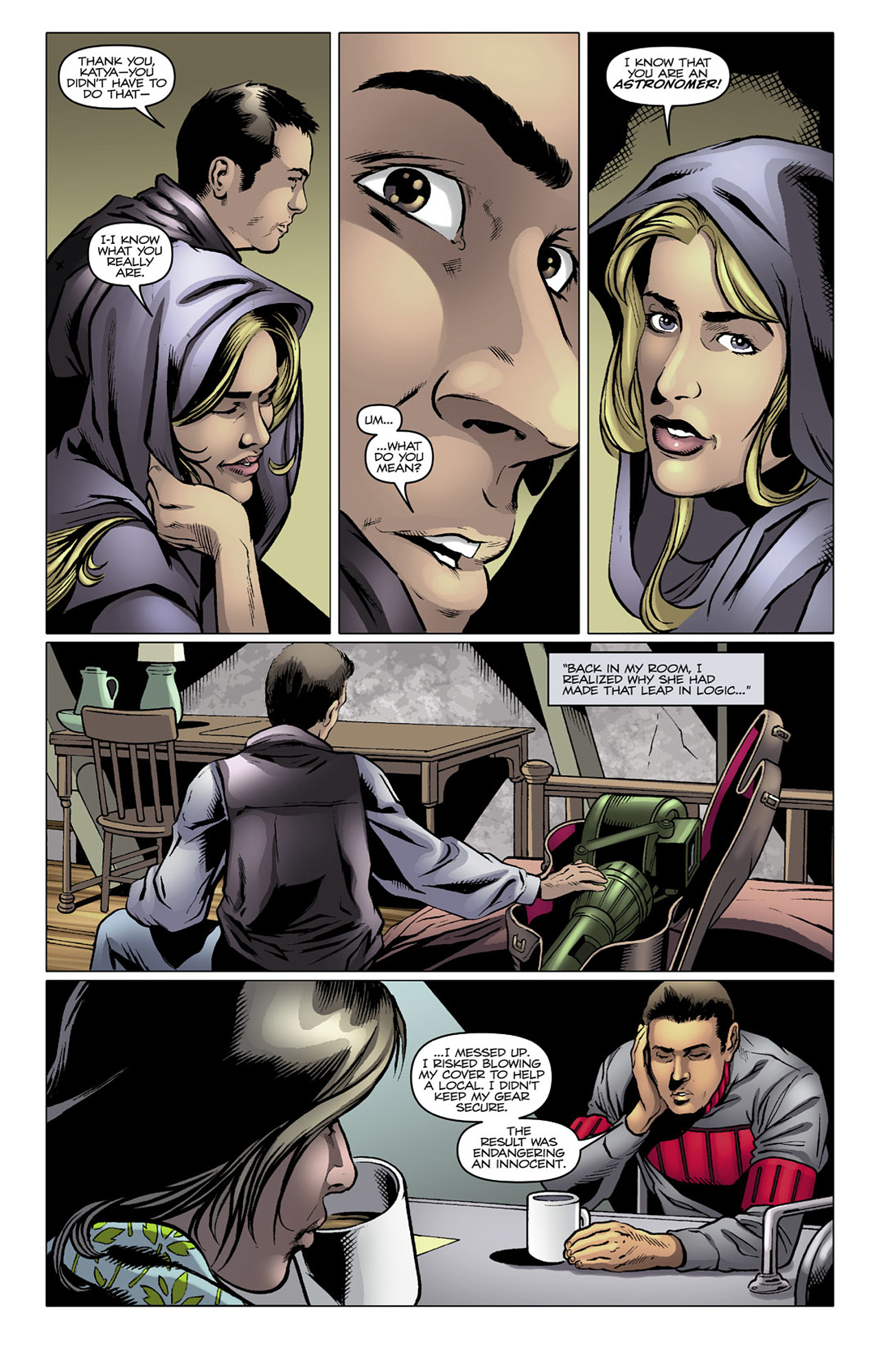 G.I. Joe: A Real American Hero 170 Page 16