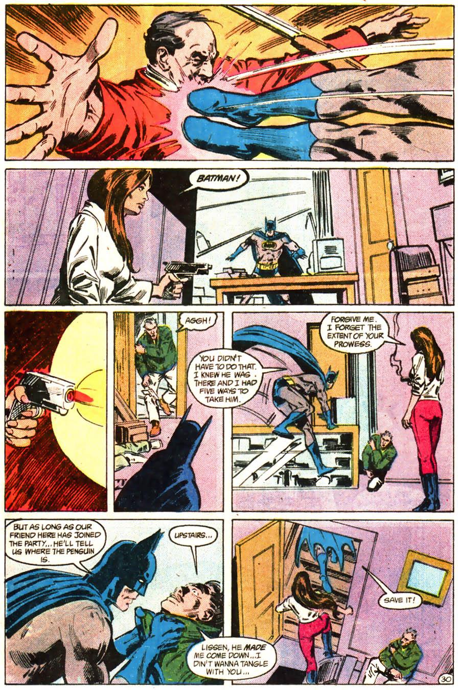 Read online Detective Comics (1937) comic -  Issue # _Annual 1 - 31