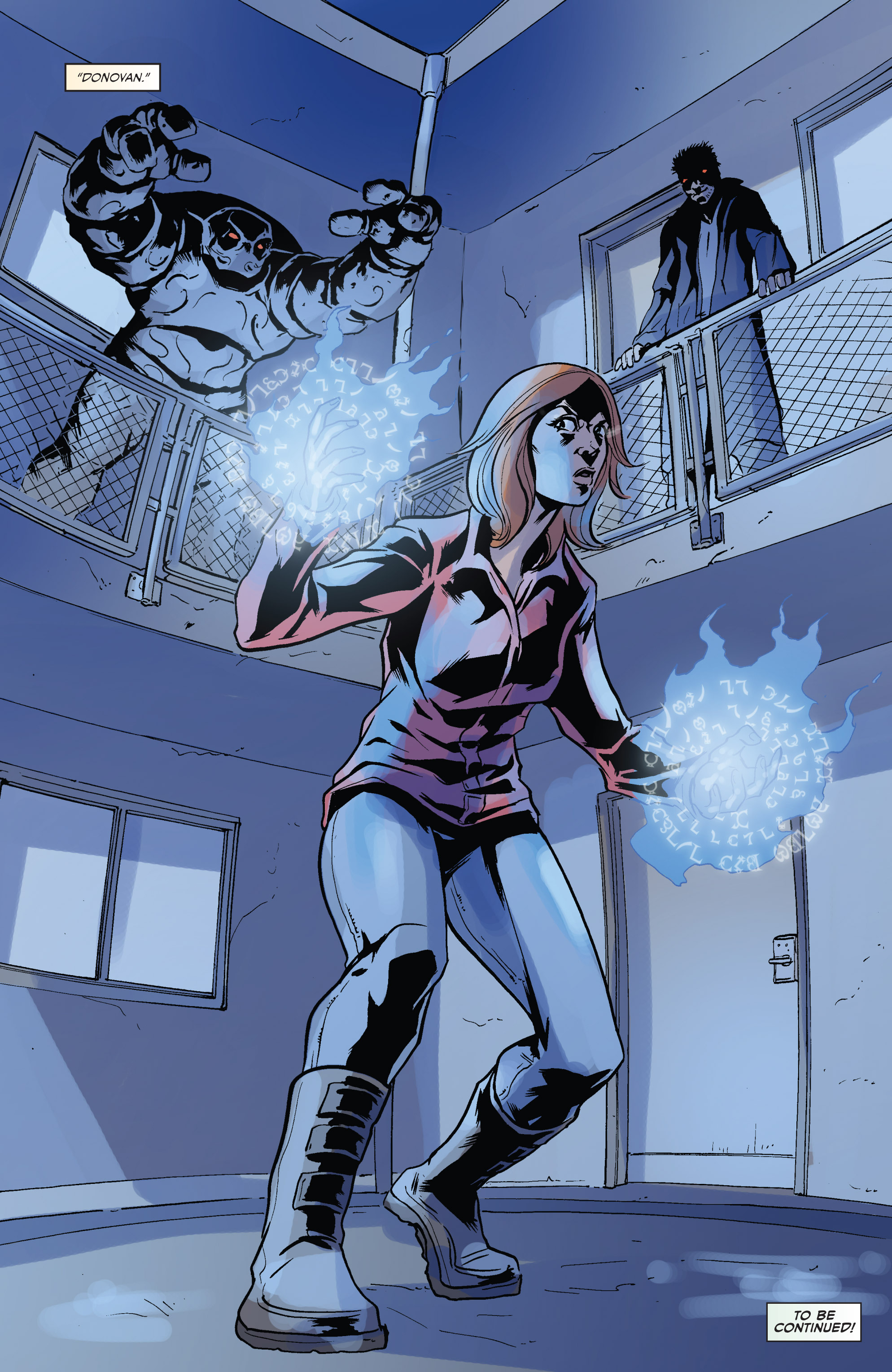 Read online Hoax Hunters (2012) comic -  Issue # TPB 2 - 49