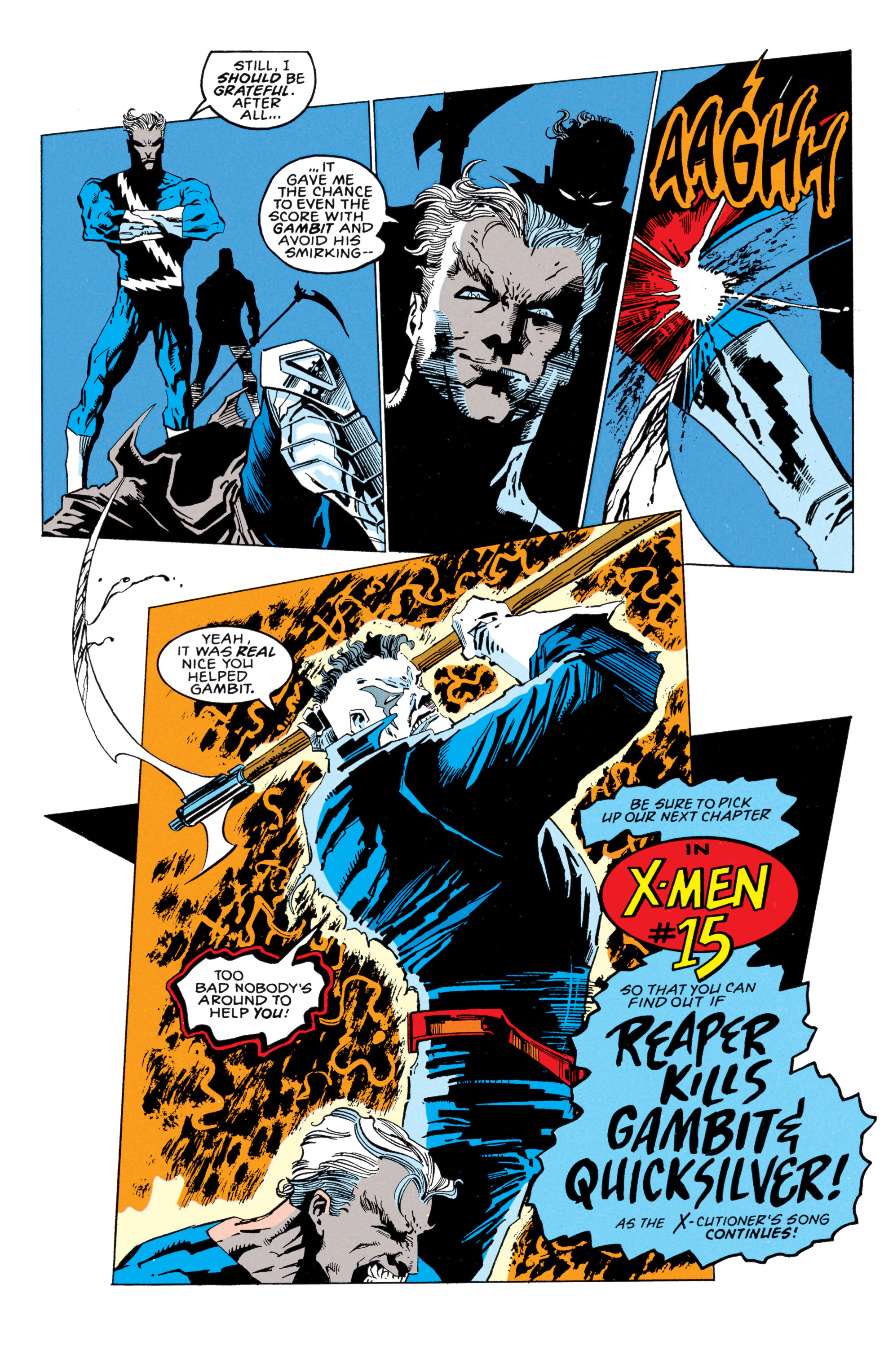 Read online X-Factor (1986) comic -  Issue #85 - 24