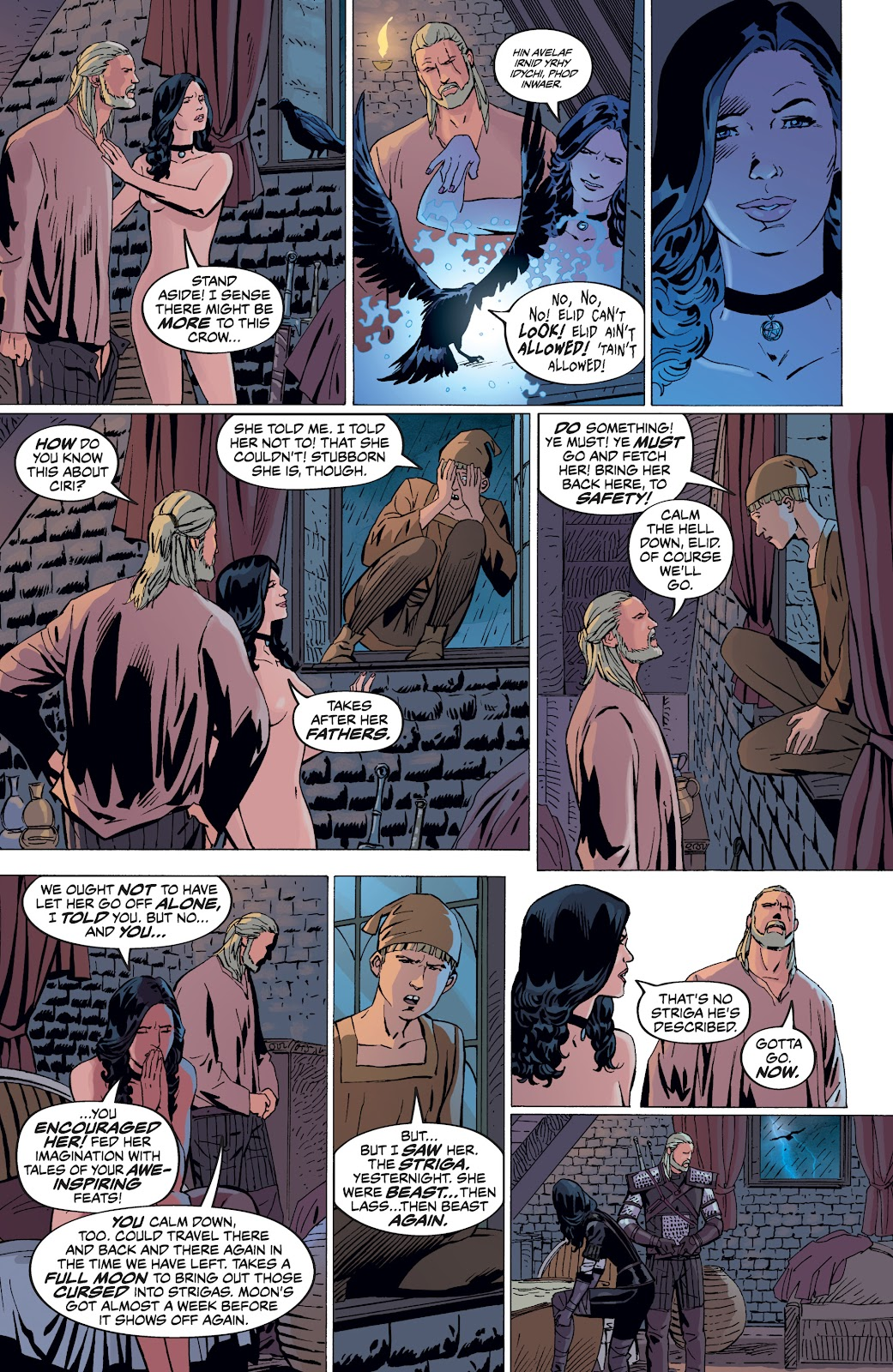 Read online The Witcher Omnibus comic -  Issue # TPB (Part 4) - 87