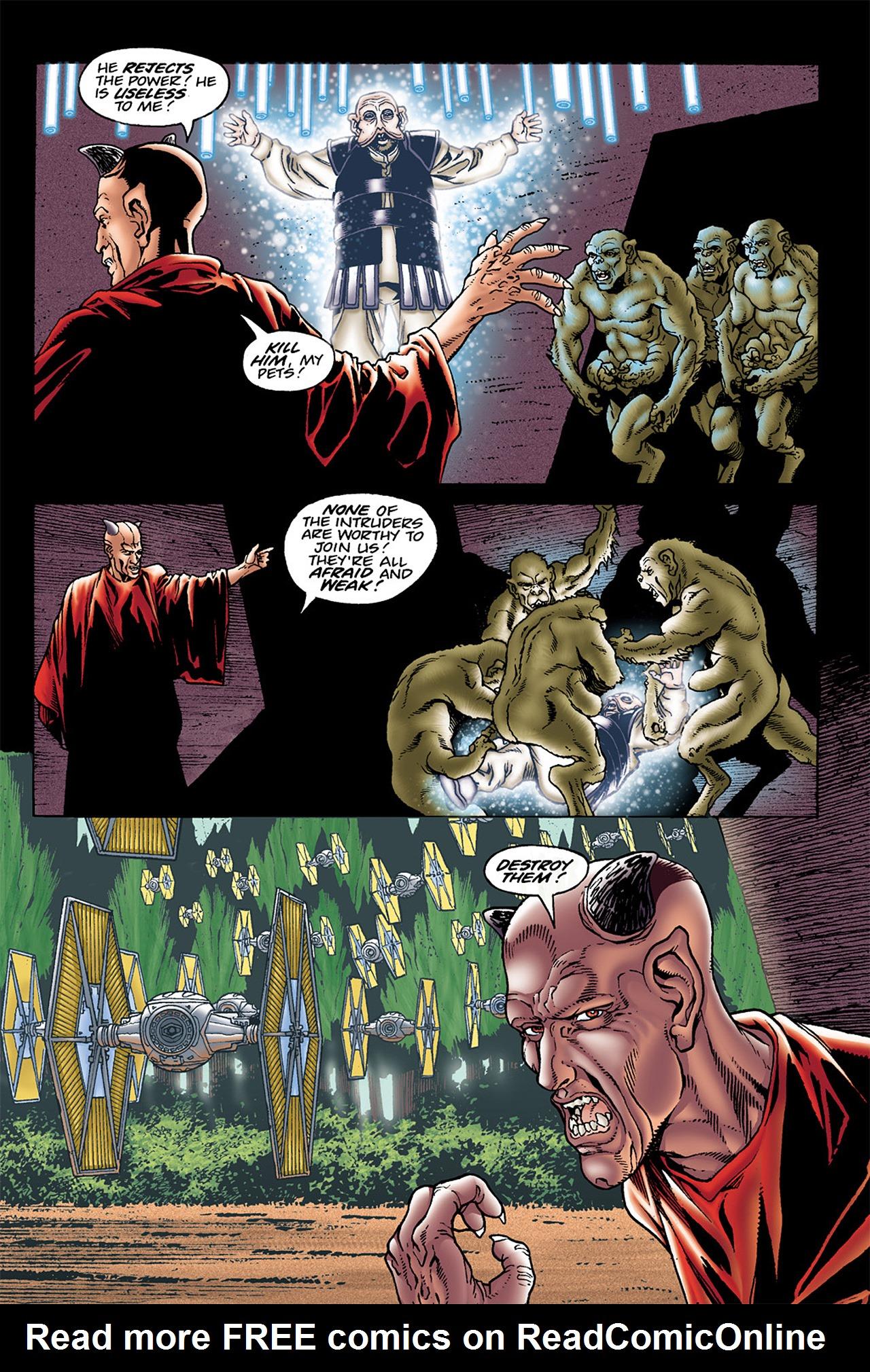 Read online Star Wars Omnibus comic -  Issue # Vol. 2 - 258