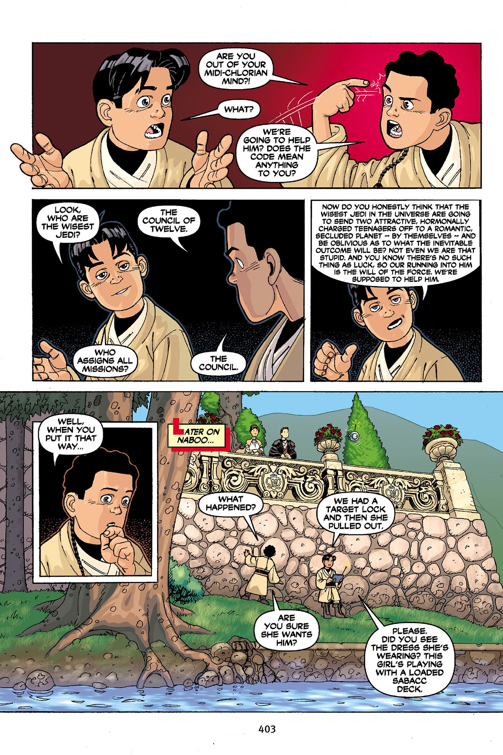 Read online Star Wars Omnibus comic -  Issue # Vol. 30 - 394