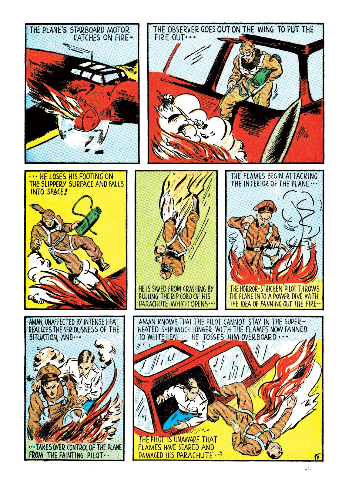 Read online The Bill Everett Archives comic -  Issue # TPB 2 (Part 1) - 52