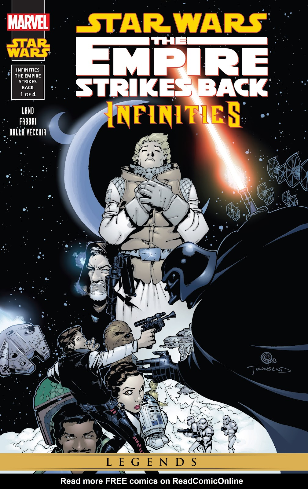 Read online Star Wars Legends: Infinities - Epic Collection comic -  Issue # TPB (Part 2) - 1