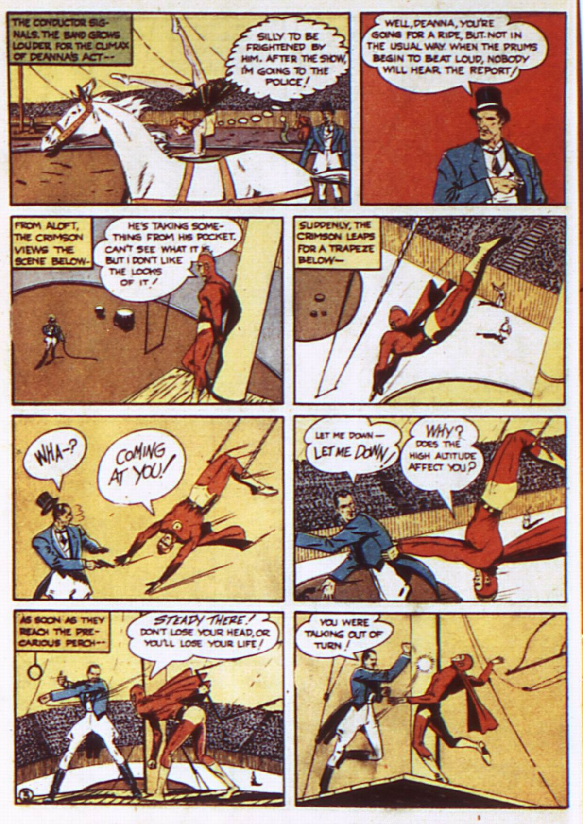 Read online Detective Comics (1937) comic -  Issue #52 - 26