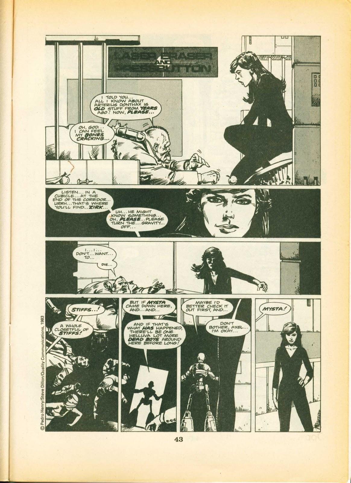 Warrior Issue #9 #10 - English 43