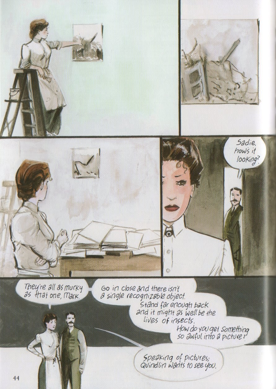 Read online The Black Diamond Detective Agency comic -  Issue # TPB - 44