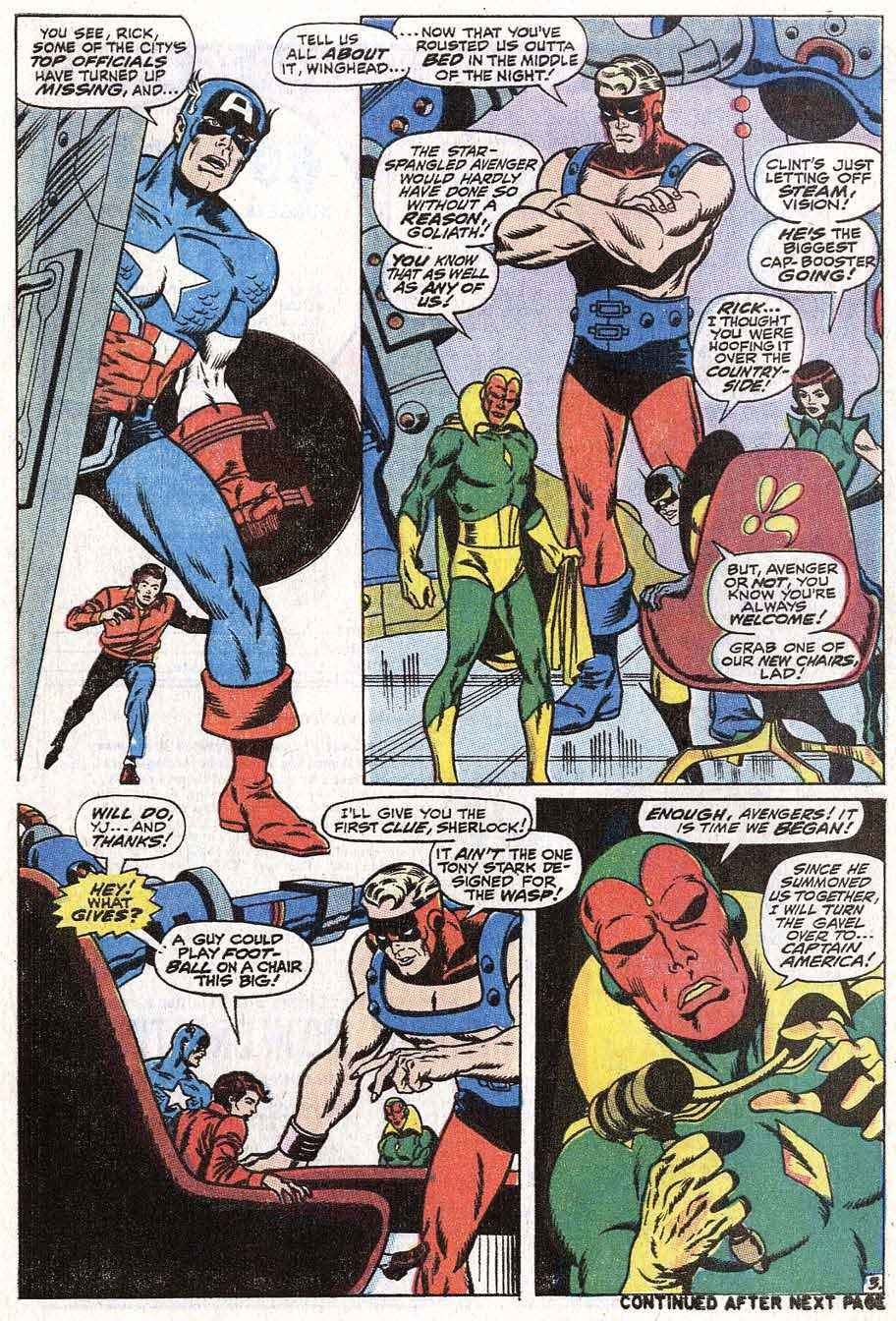 The Avengers (1963) 72 Page 4