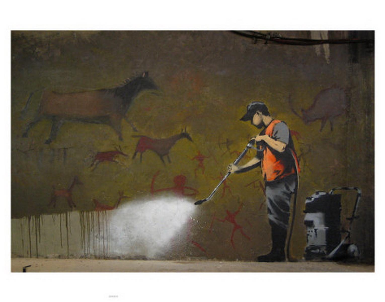 Postmodernism Art Banksy