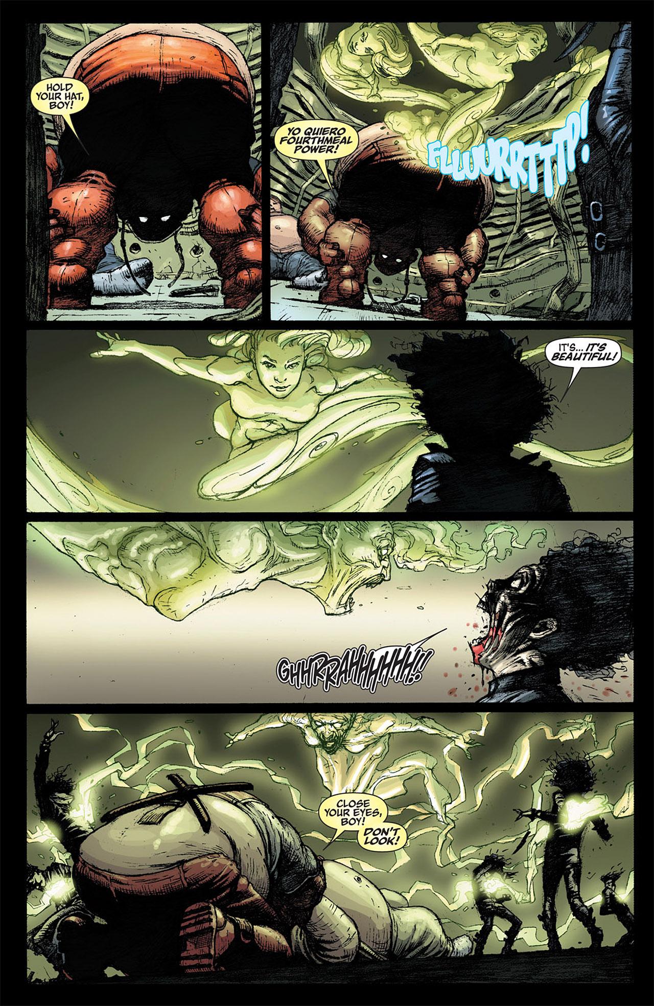 Uncanny X-Force (2010) #25 #27 - English 37
