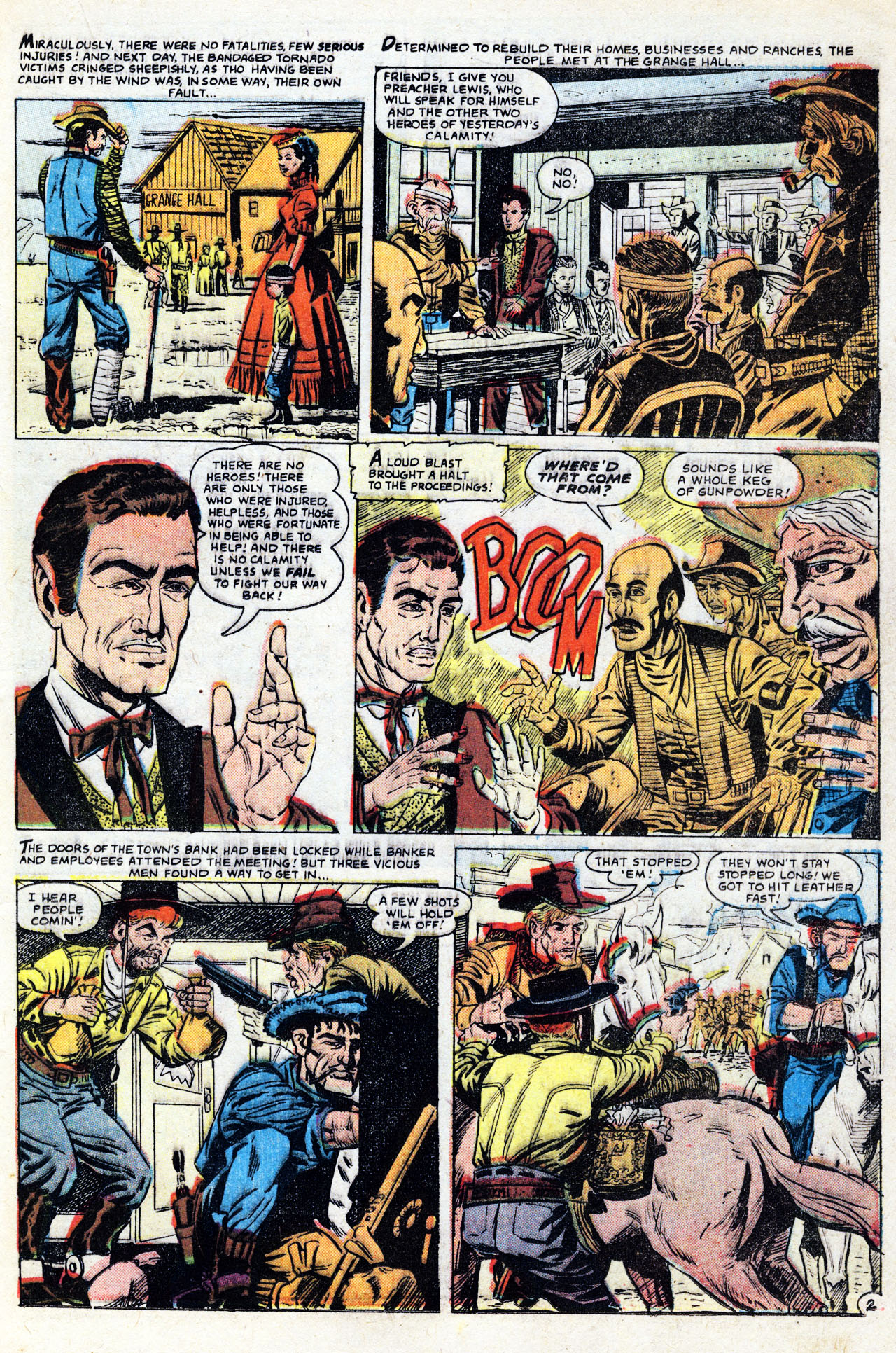 Read online Two-Gun Kid comic -  Issue #41 - 21