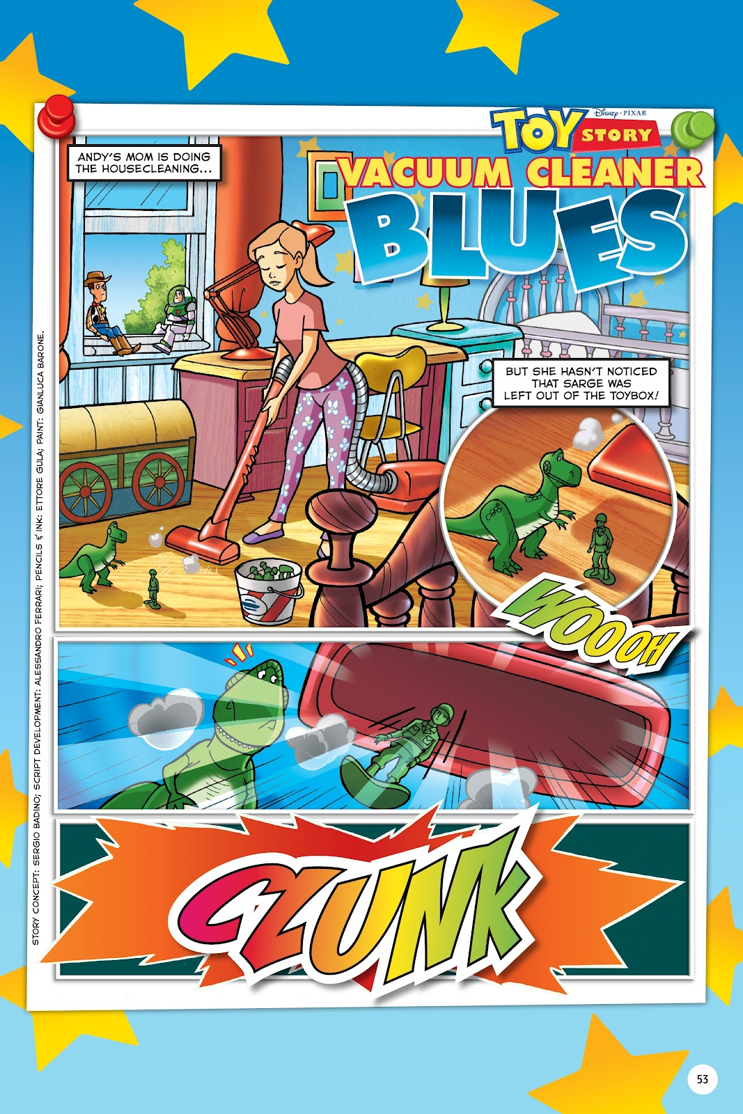 Read online DISNEY·PIXAR Toy Story Adventures comic -  Issue # TPB 1 (Part 1) - 53