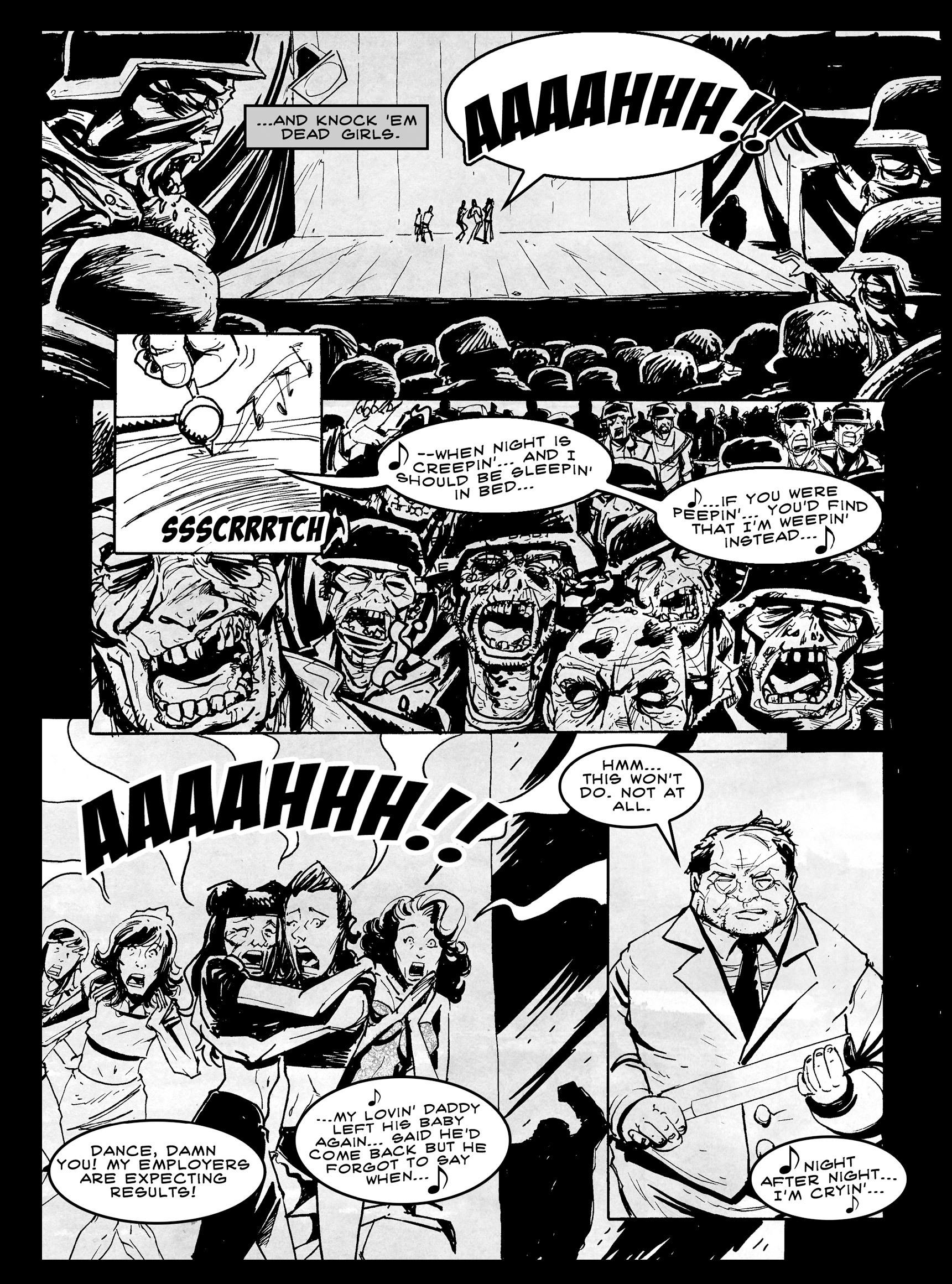 Read online FUBAR comic -  Issue #3 - 310