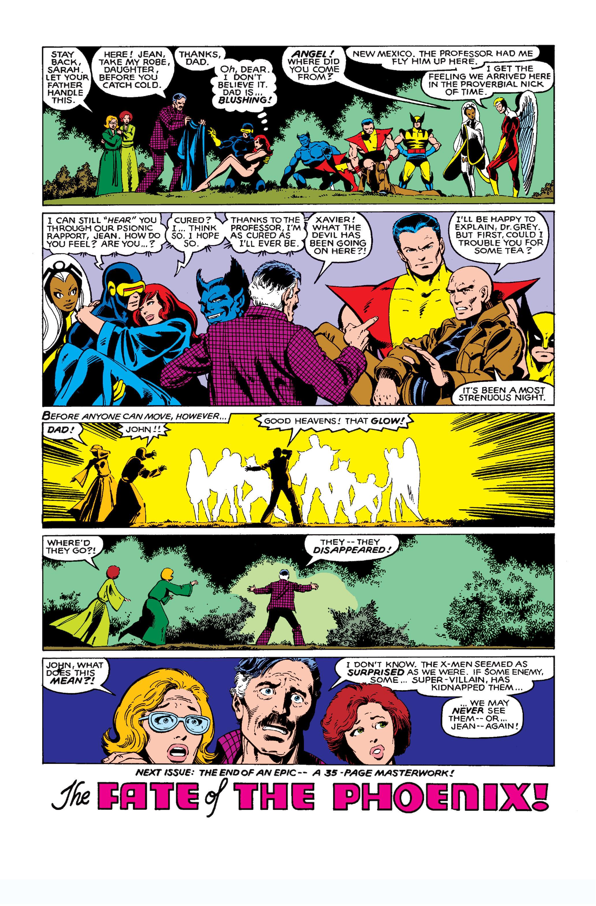 Read online Uncanny X-Men (1963) comic -  Issue #136 - 18