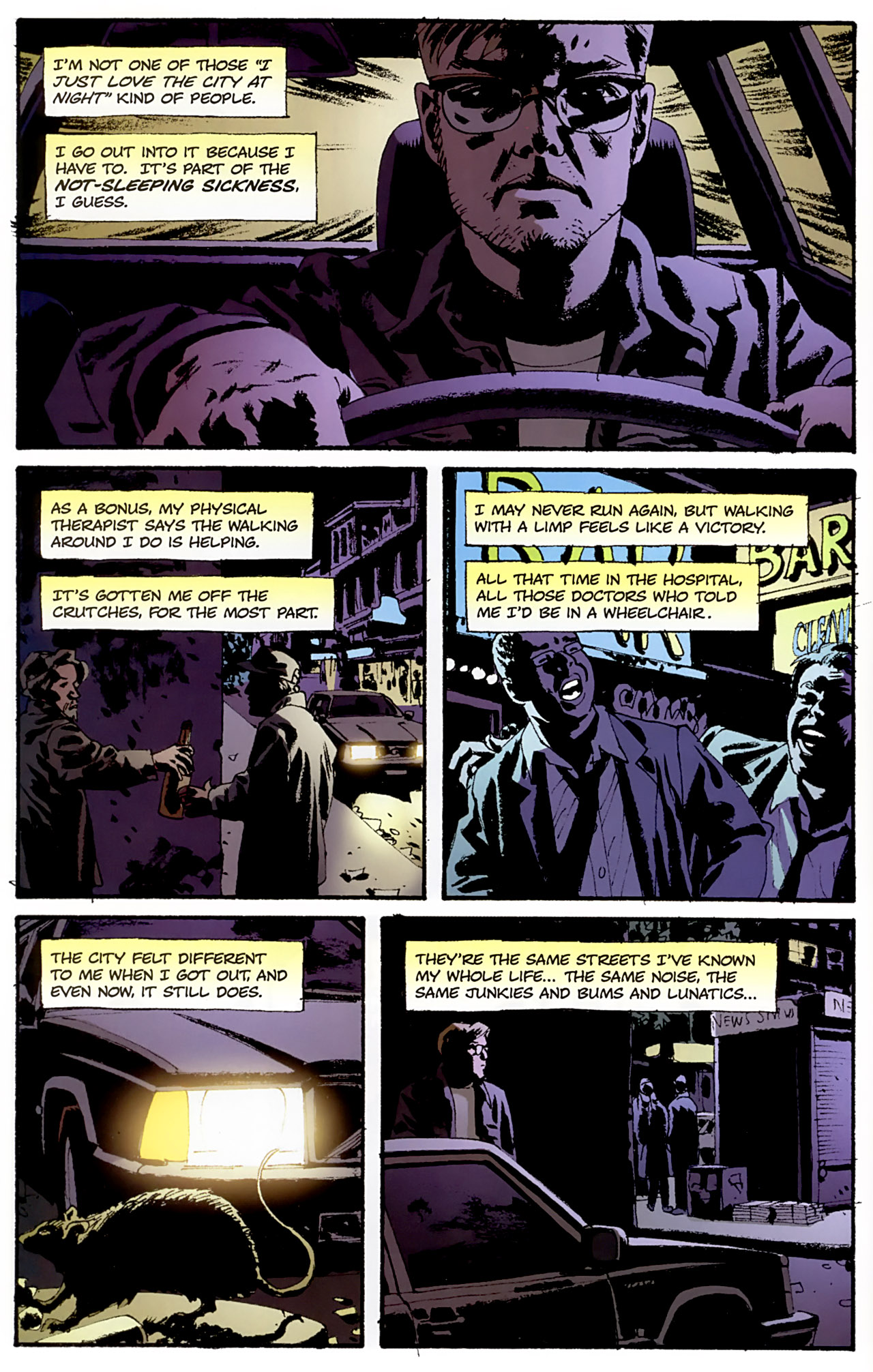 Read online Criminal (2008) comic -  Issue #4 - 8