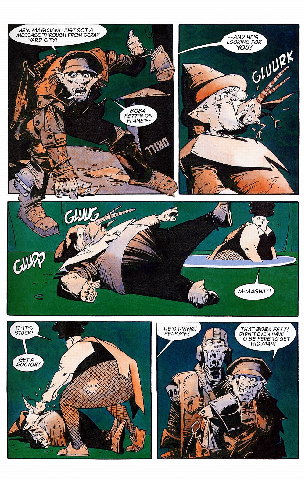 Read online Star Wars Omnibus comic -  Issue # Vol. 12 - 345