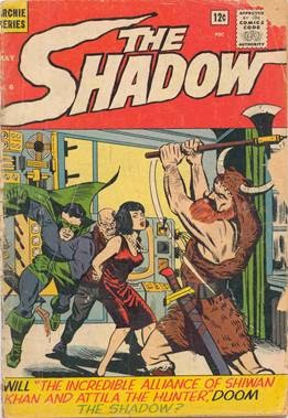 The Shadow (1964) 6 Page 2
