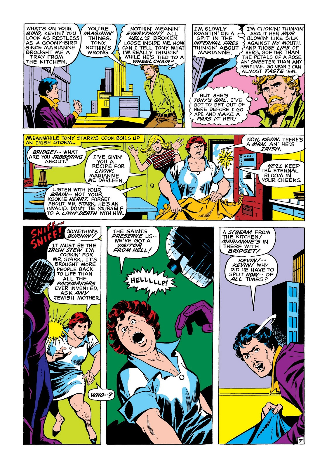 Read online Marvel Masterworks: The Invincible Iron Man comic -  Issue # TPB 8 (Part 2) - 15
