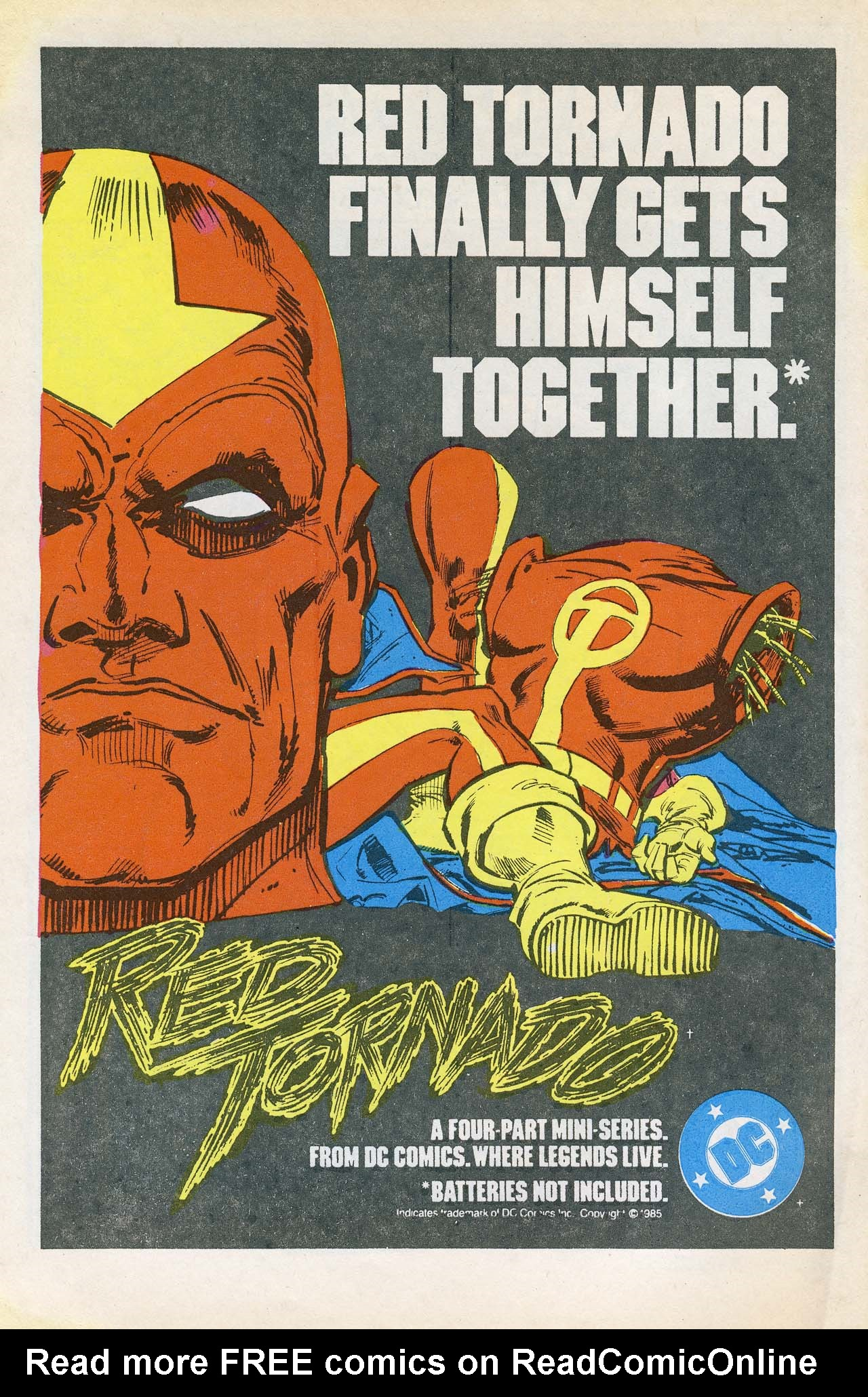 Read online Ambush Bug comic -  Issue #2 - 8