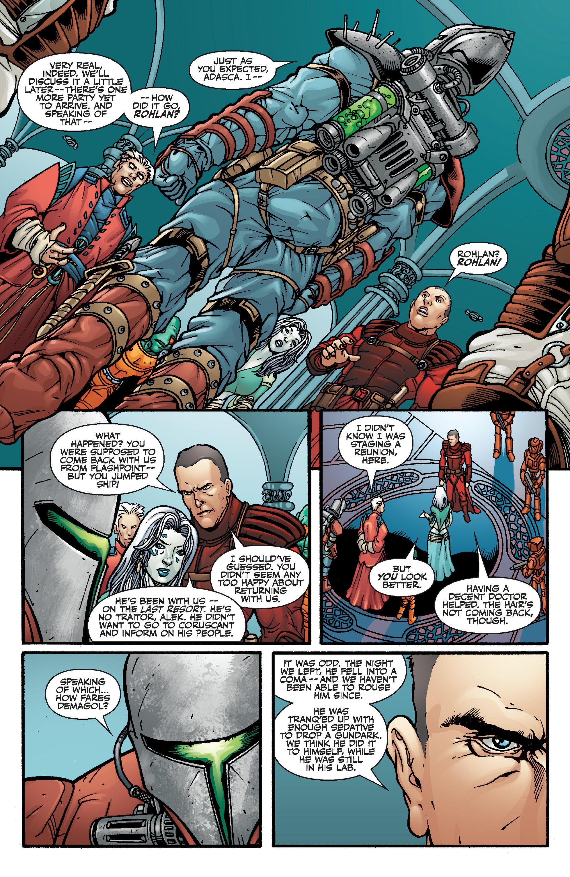 Read online Star Wars Omnibus comic -  Issue # Vol. 32 - 17
