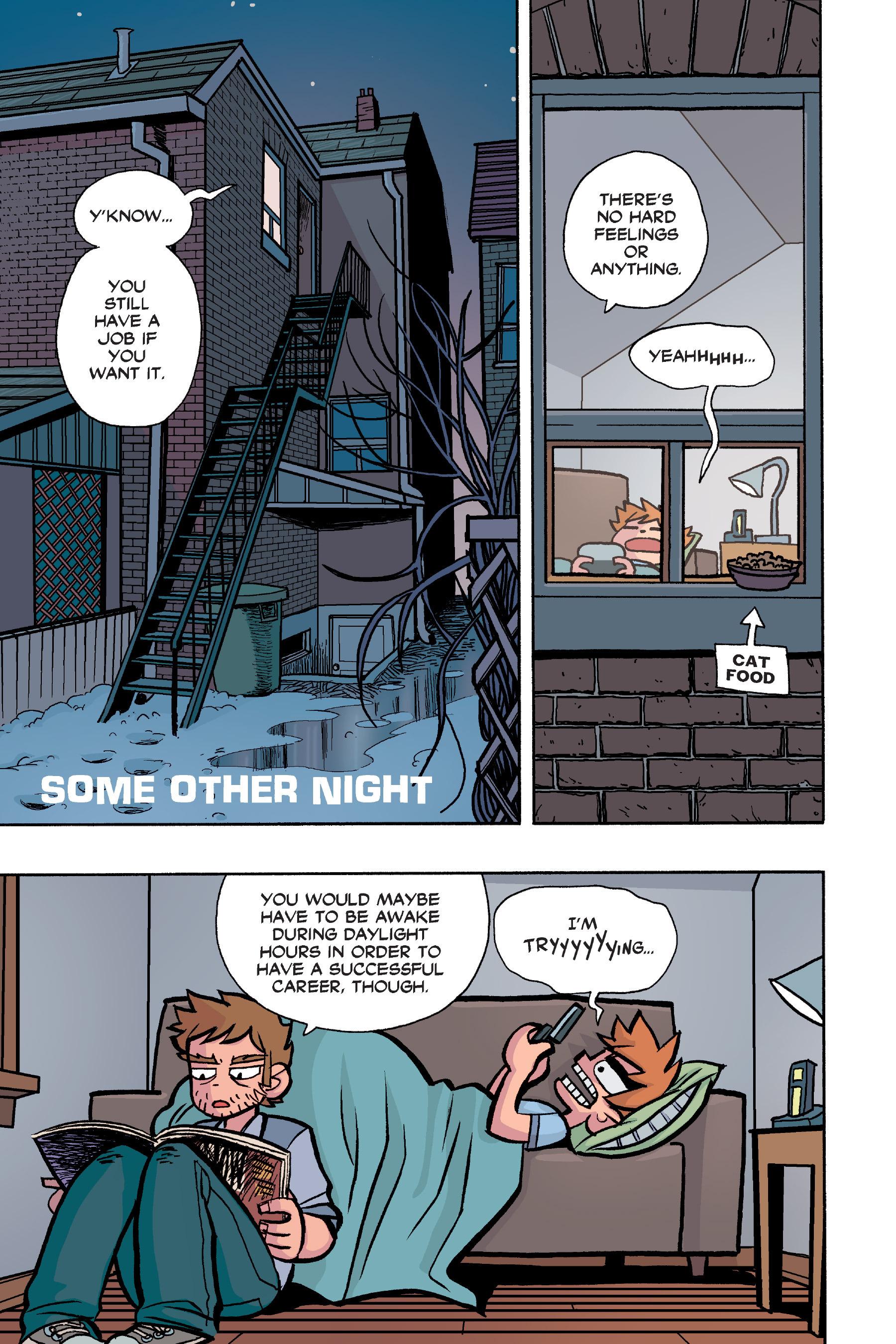 Read online Scott Pilgrim comic -  Issue #6 - 18