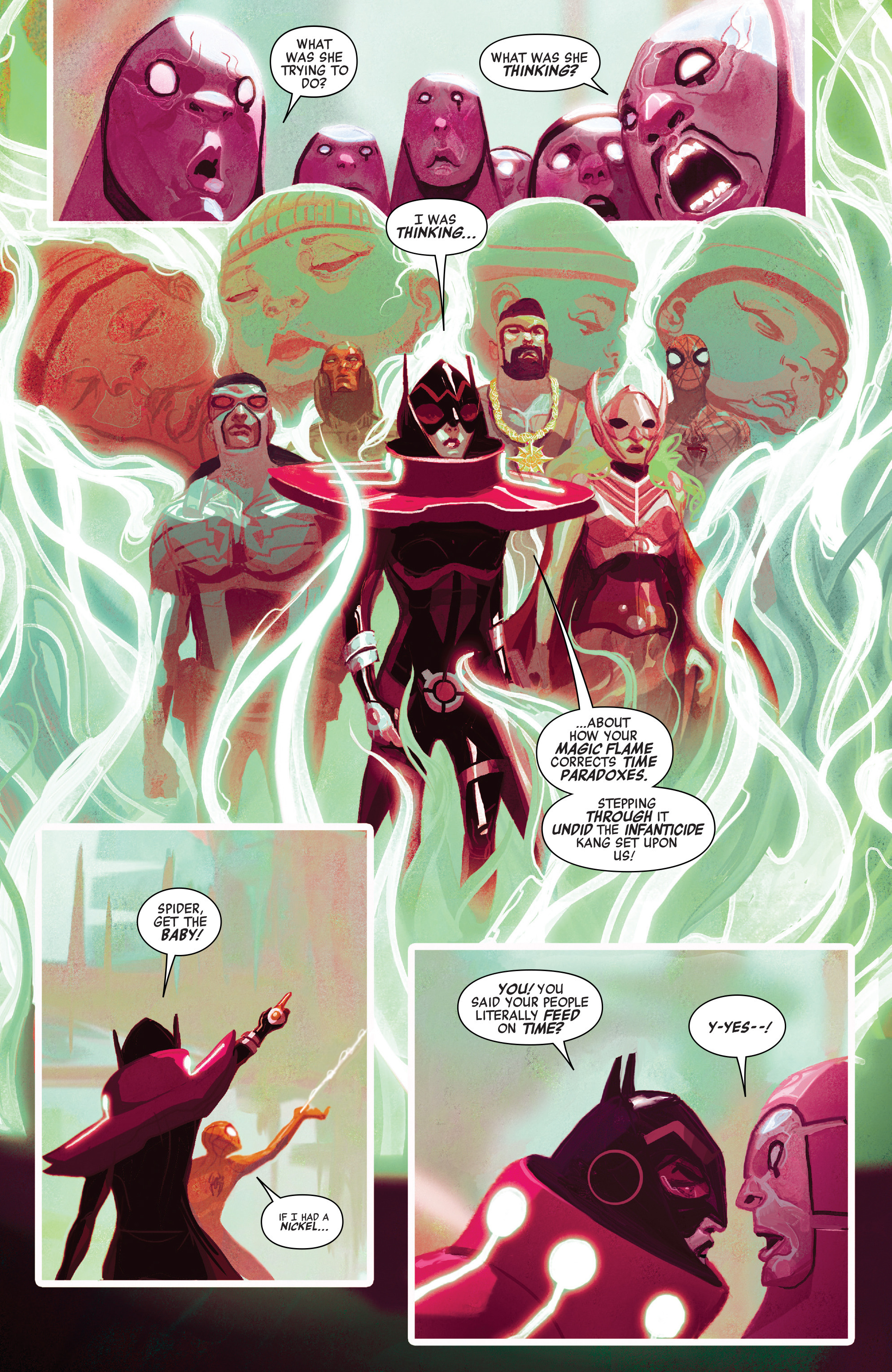 Read online Avengers (2016) comic -  Issue #3 - 18