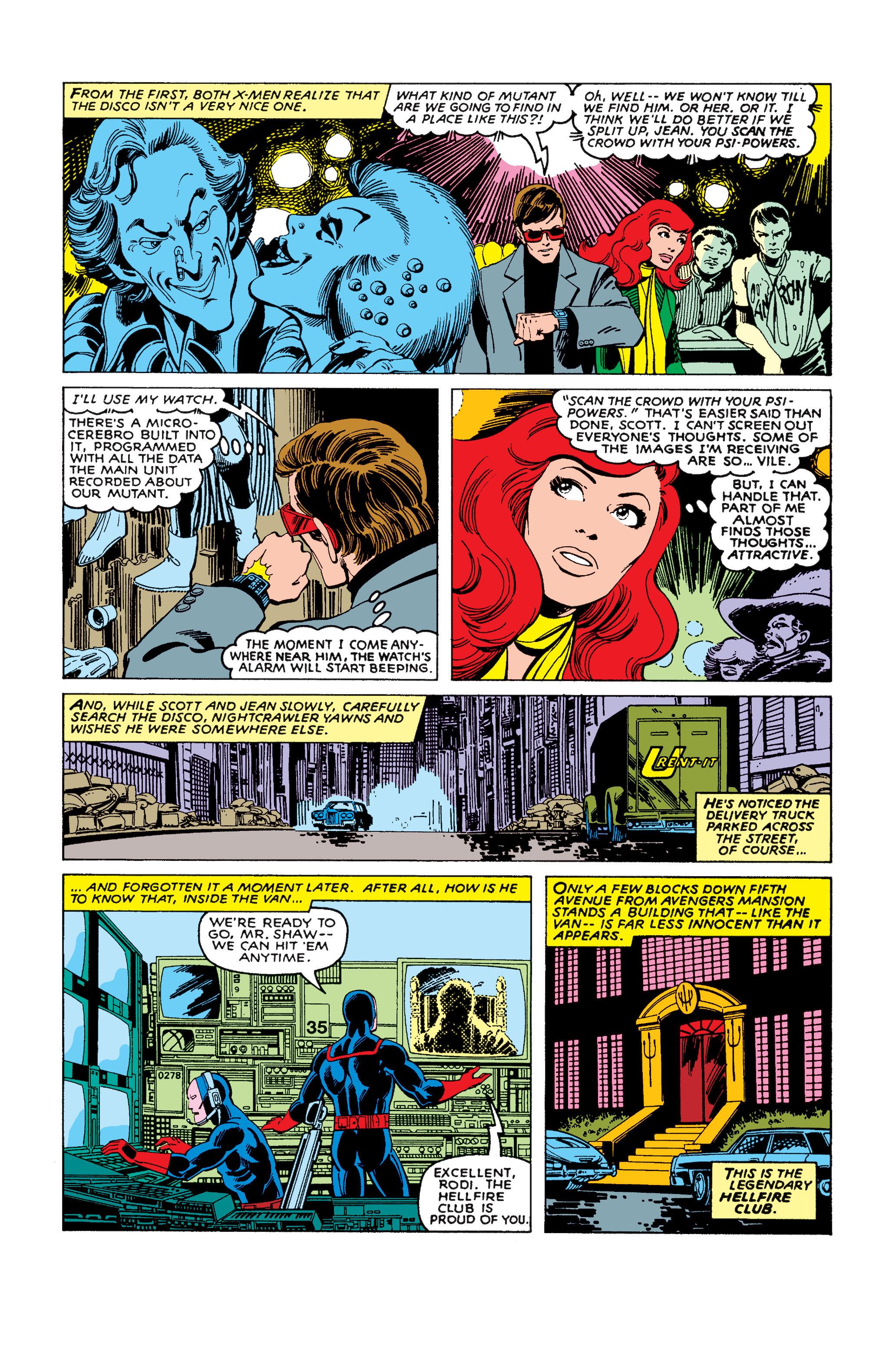 Read online Uncanny X-Men (1963) comic -  Issue #130 - 5