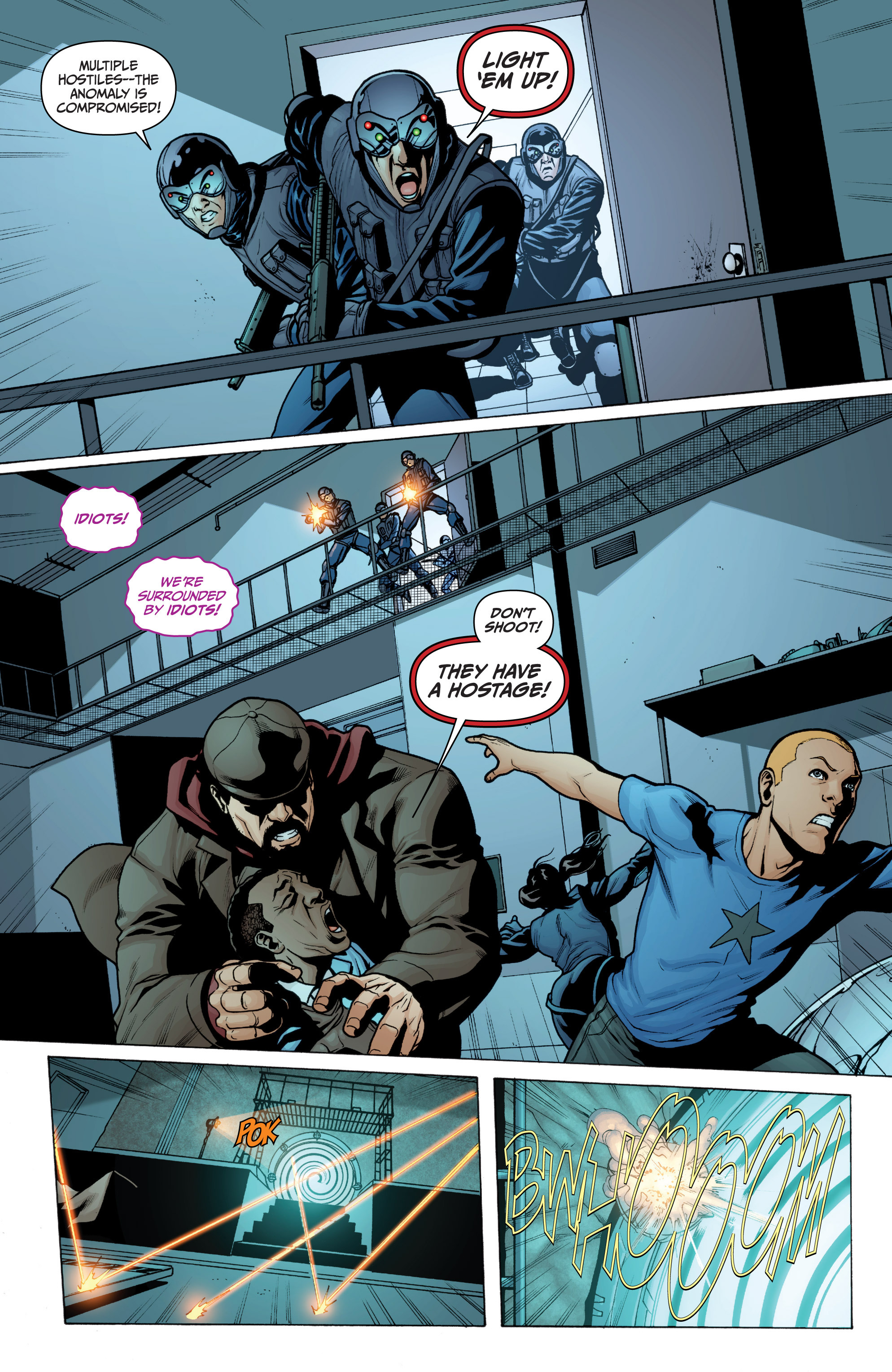Read online Archer and Armstrong comic -  Issue #Archer and Armstrong _TPB 3 - 47