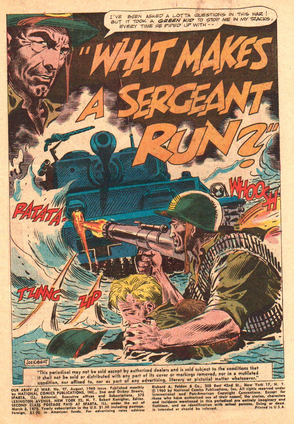 Our Army at War (1952) issue 97 - Page 3