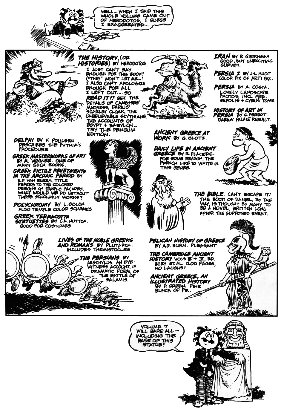 Read online The Cartoon History of the Universe comic -  Issue #6 - 51