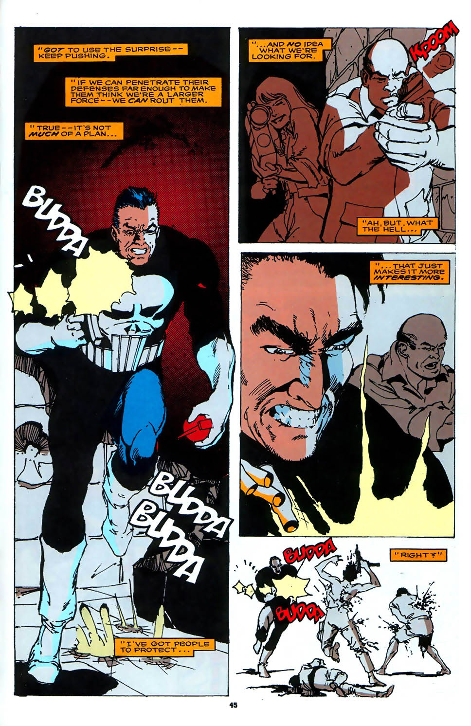 Read online Punisher: The Prize comic -  Issue # Full - 48