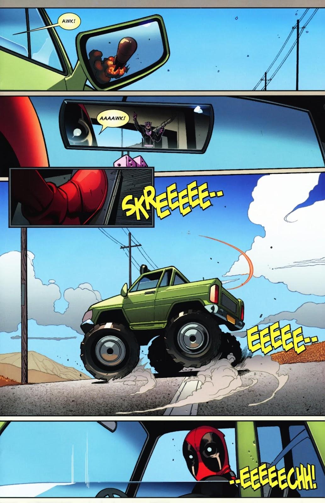 Read online Deadpool (2008) comic -  Issue #12 - 13