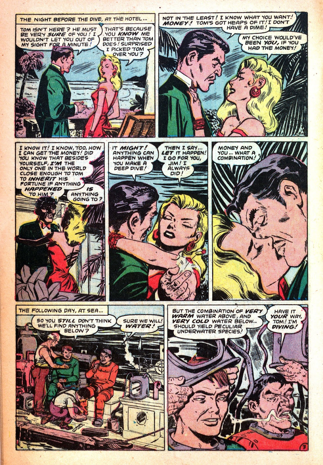 Mystic (1951) issue 32 - Page 12