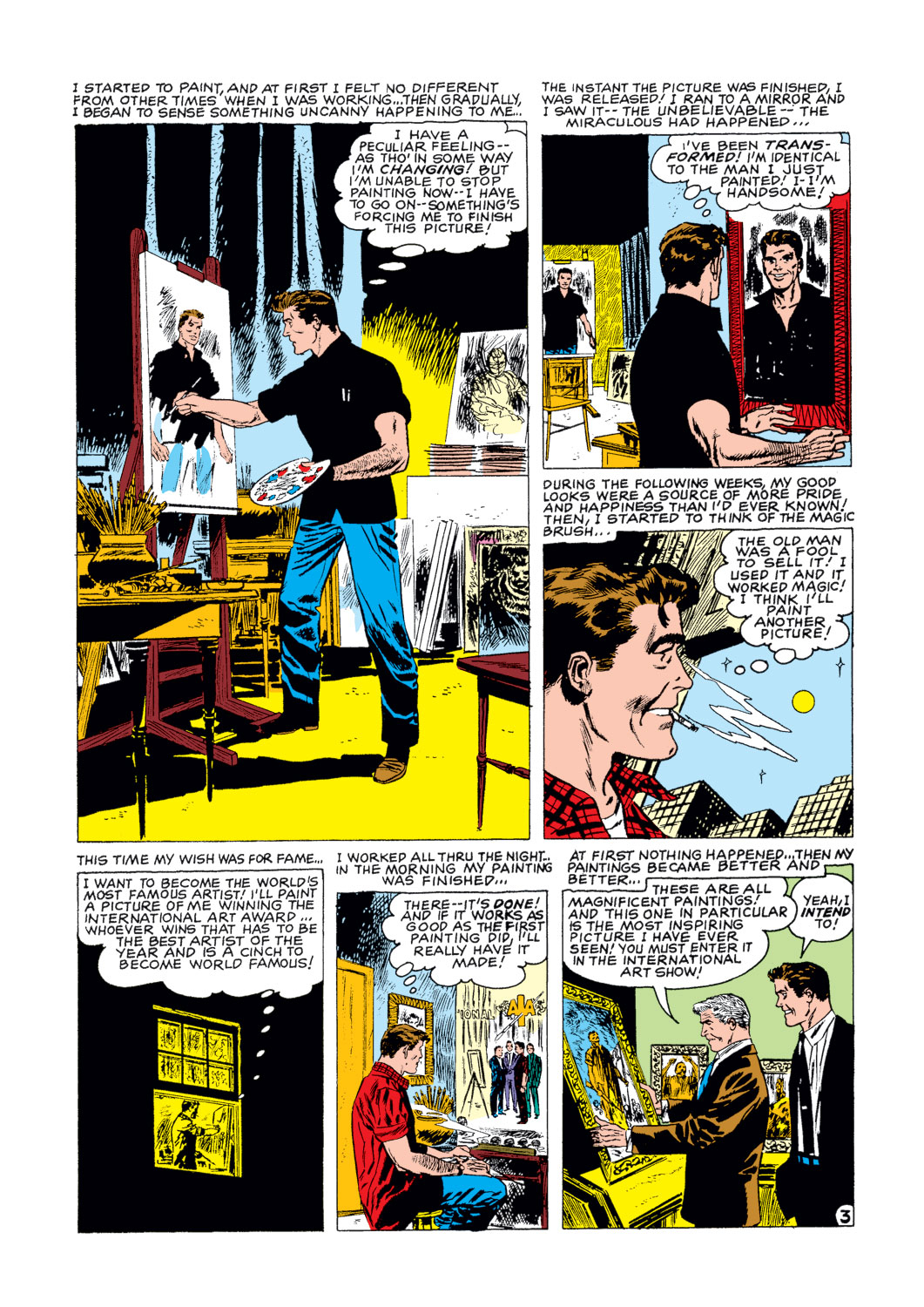 Tales to Astonish (1959) issue 4 - Page 10