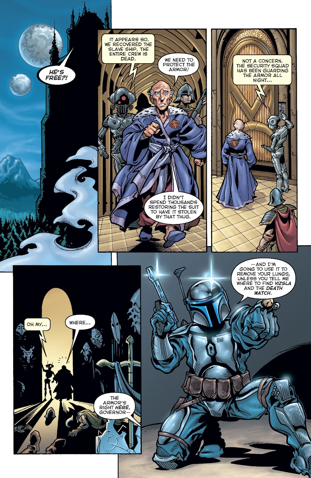 Read online Star Wars Legends Epic Collection: The Menace Revealed comic -  Issue # TPB (Part 1) - 80