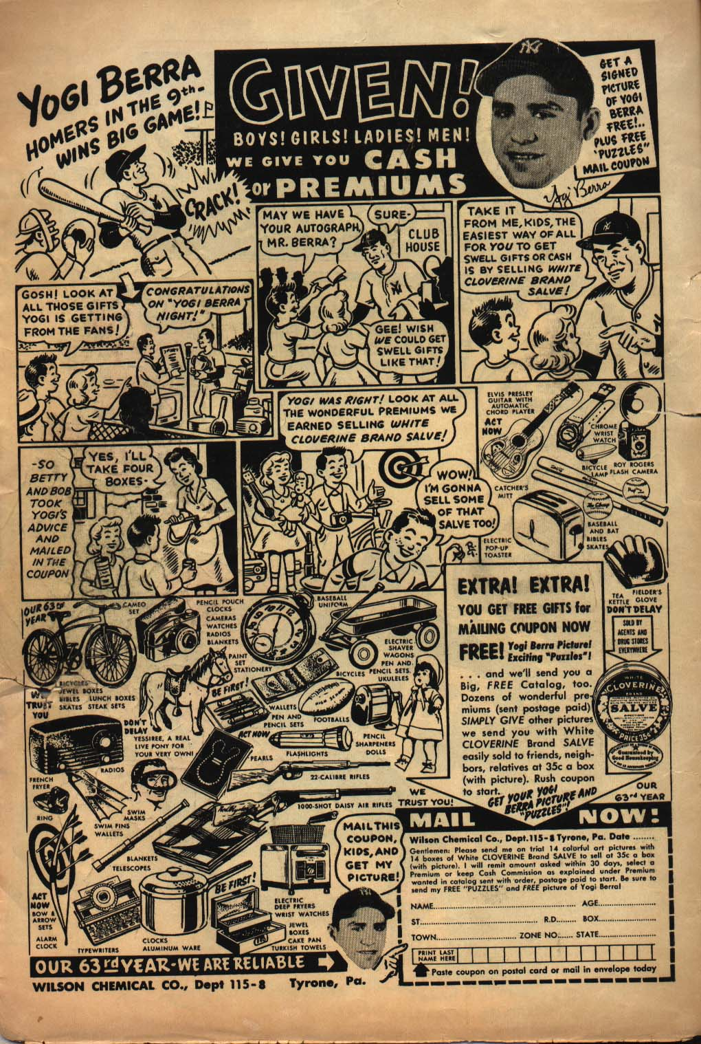 Read online Adventure Comics (1938) comic -  Issue #240 - 2