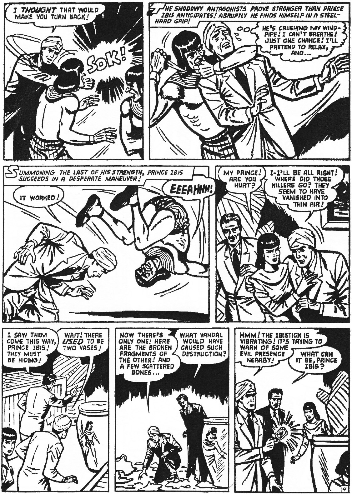 Read online Men of Mystery Comics comic -  Issue #57 - 14
