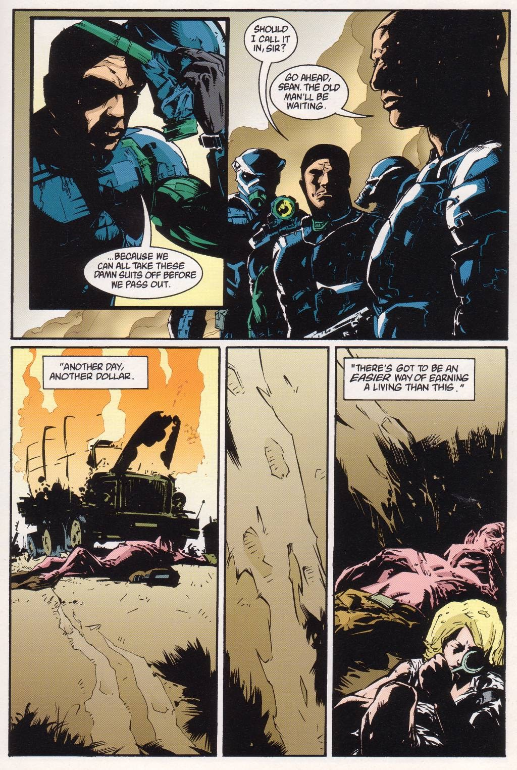 Aliens vs. Predator: Eternal issue 1 - Page 15
