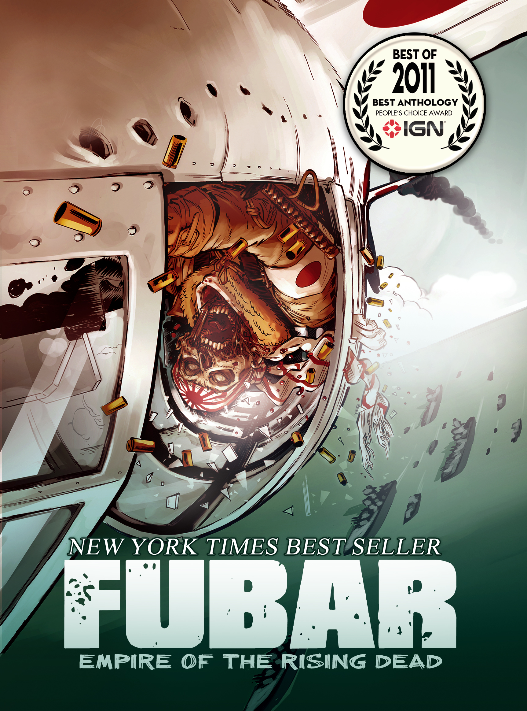 Read online FUBAR comic -  Issue #2 - 1