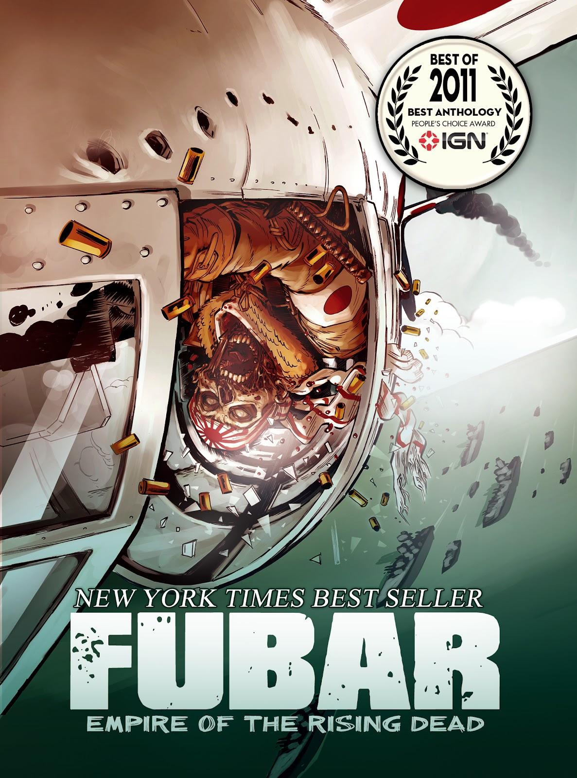 FUBAR issue 2 - Page 1