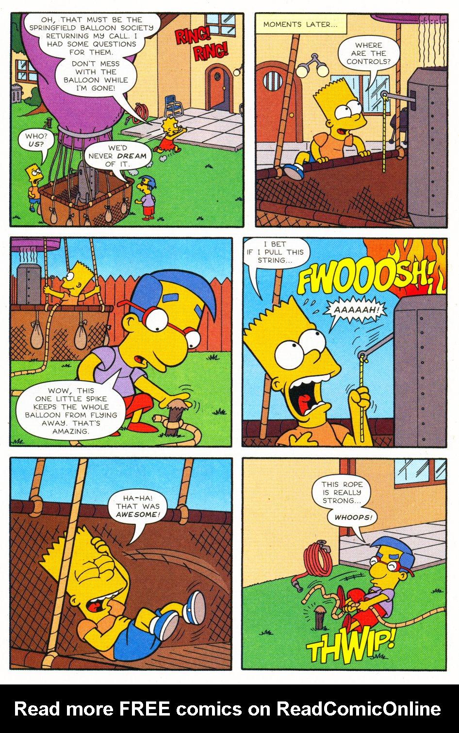 Read online Simpsons Comics Presents Bart Simpson comic -  Issue #27 - 4