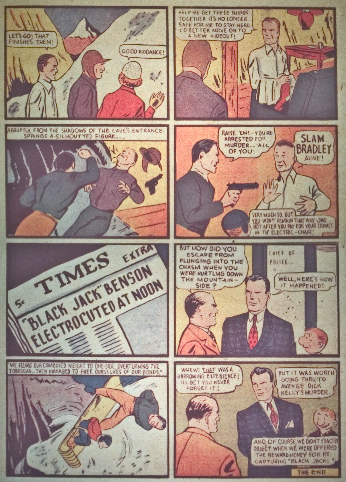 Read online Detective Comics (1937) comic -  Issue #27 - 67