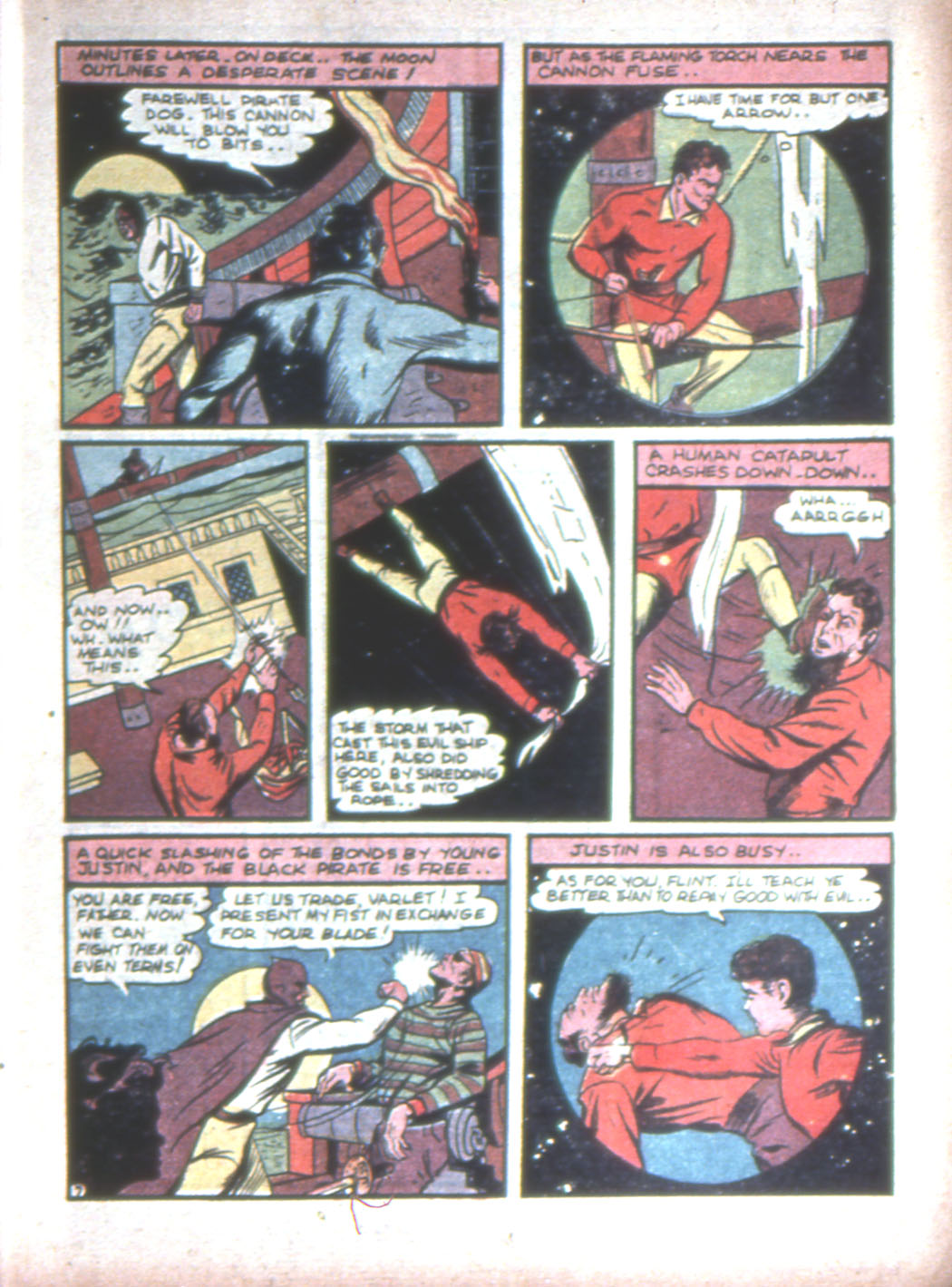 Read online Sensation (Mystery) Comics comic -  Issue #15 - 23