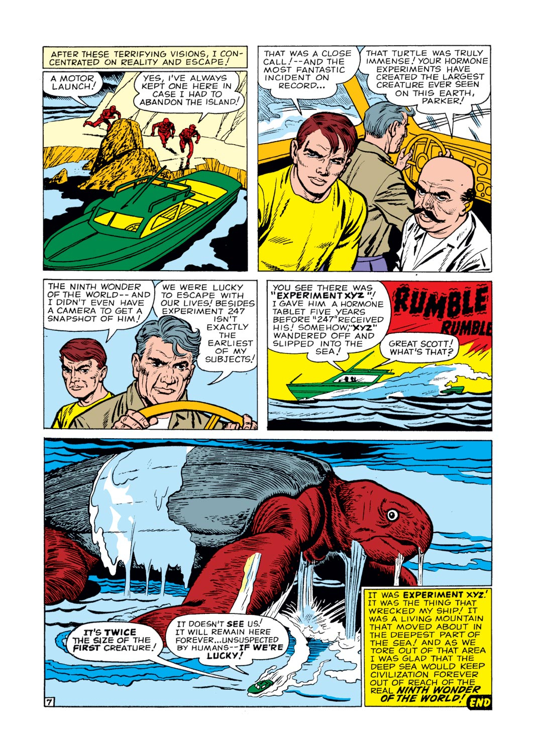 Tales to Astonish (1959) issue 1 - Page 8