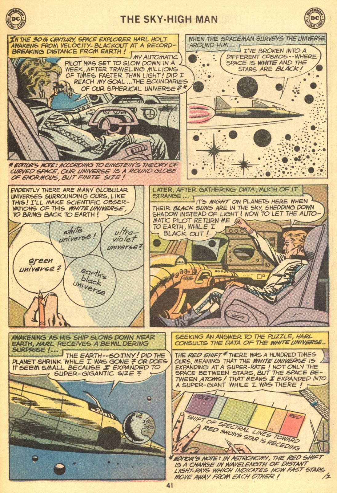 From Beyond the Unknown (1969) issue 9 - Page 43