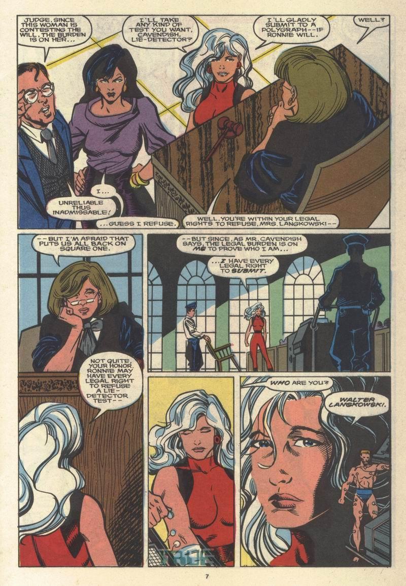 Read online Alpha Flight (1983) comic -  Issue #64 - 8