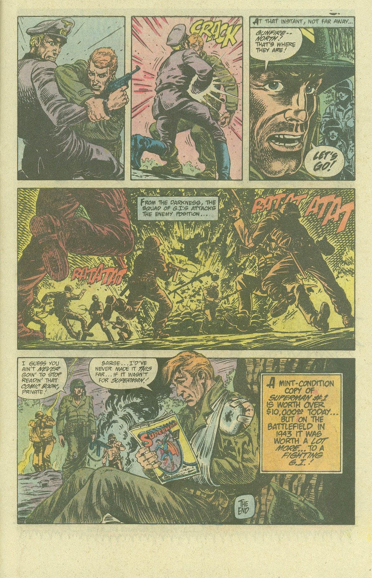 Read online Sgt. Rock comic -  Issue #400 - 28